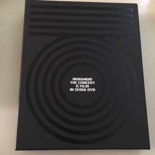 🈹YG 韓國版《BIGBANG 10 The Concert:0.TO.10 in Seoul》DVD