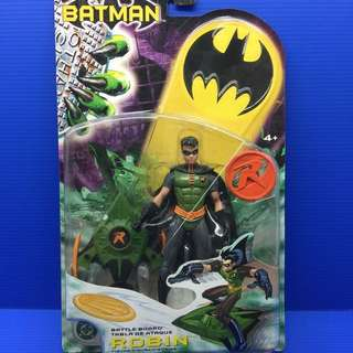 Mattel Battle Board Robin MOSC