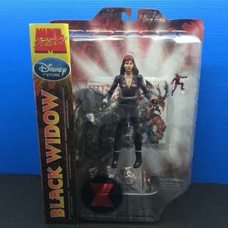 Marvel Select Black Widow MISB Avengers Legends