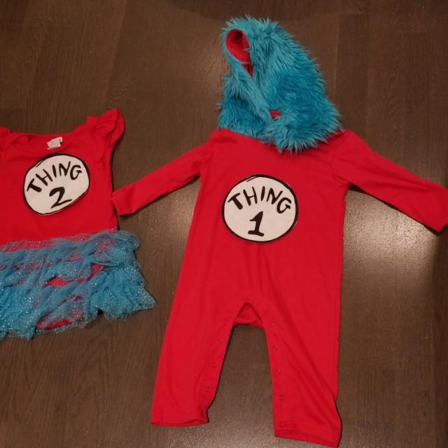 18-24 Months Dr. Seuss Costume