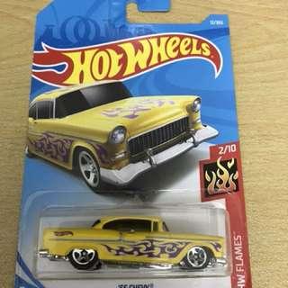 hotwheel chevy 55