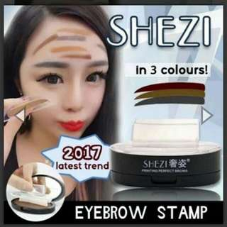 Shezi eyebrow stamp