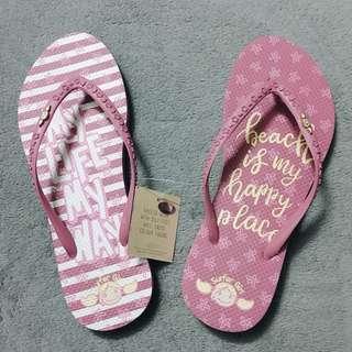 Surfer Girl Slippers Original
