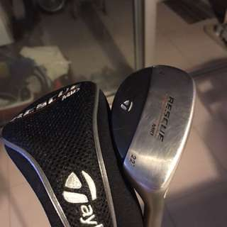 TaylorMade Rescue MID 4, 22 degree