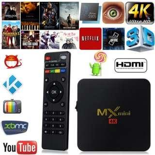 Watch Korean Dramas with MX Mini Android TV Box