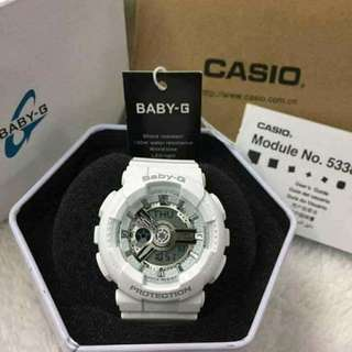 Casio Baby G and G shock