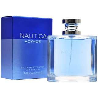 Nautica Voyage 100 ML (Eau De Toilette) Brand New