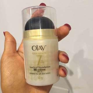 Olay foundation & BB cream