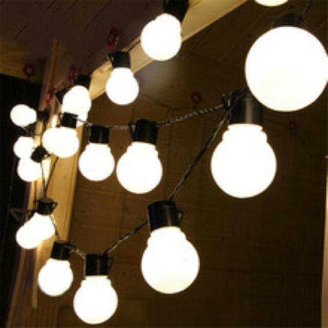 200L Round Room Decor Light
