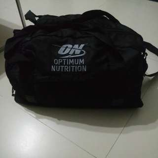 Optimum Nutrition Duffle Bag(Preloved)