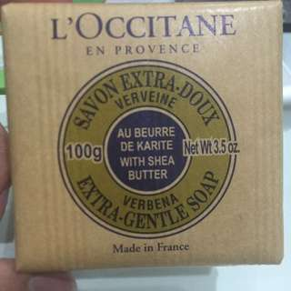 Gentle Soap Loccitane
