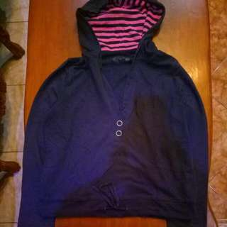 Sweater Navy Stripe