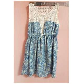 Lace dress/ top