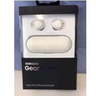 100% New & Real Samsung Gear IconX Icon X White