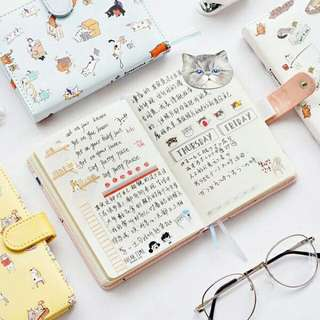 [PO] Notebook --Cat designs--