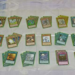 Yugioh Blue Eyes Deck