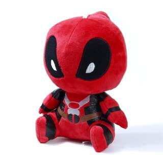 Deadpool Plushie