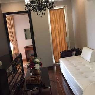 Apartemen BELLEVUE, dibawah HARGA PASAR, Rp 650 Juta (incl. Pengalihan)