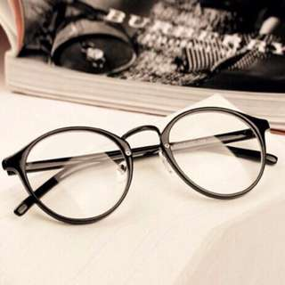 Women's Geeky Glasses