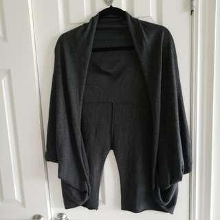 Silk & Cashmere blend Shrug O/S
