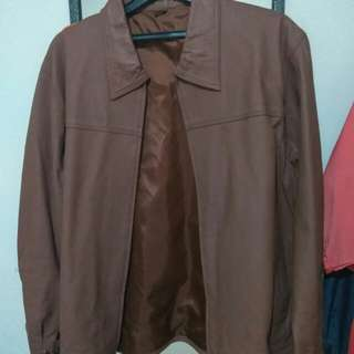 Jaket kulit handmade by request