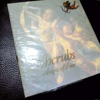 CHERUBS angels of love / illustration design / 精美天使 插圖  設計 資料集