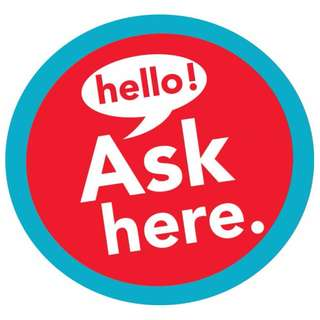 [Customer Service] Have A Question? Ask Here