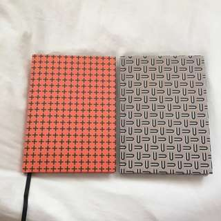 Topshop Hard Cover Notebooks