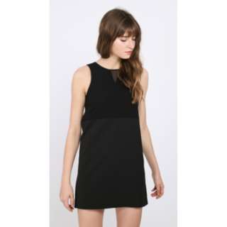 RWB Runway Bandits EUCHARIUS DRESS (Black) Size M