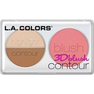 L.A Colors sugar palm 3d contour