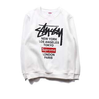 [PO]Inspired Stussy Couple Sweater