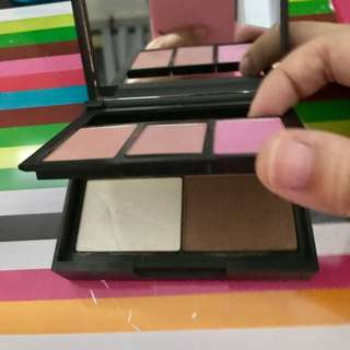 NARSicist dual intensity on the go palette