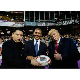 香港國際七人欖球賽遊客紀念票