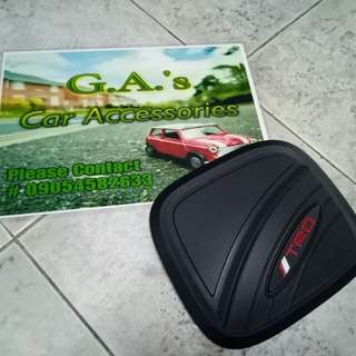 Car Accessories (gas tank cover)