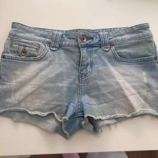 Lee shorts size 10