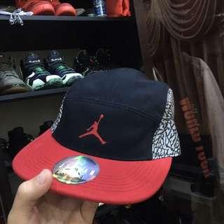 Jordan Elephant Print 3M Reflective Hat