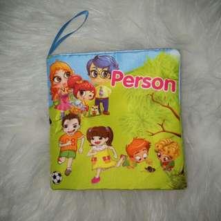 Buku Bantal Person
