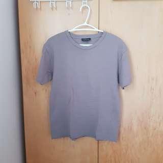 topshop box shirt (m)