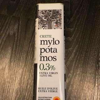 希臘冷壓初榨橄欖油