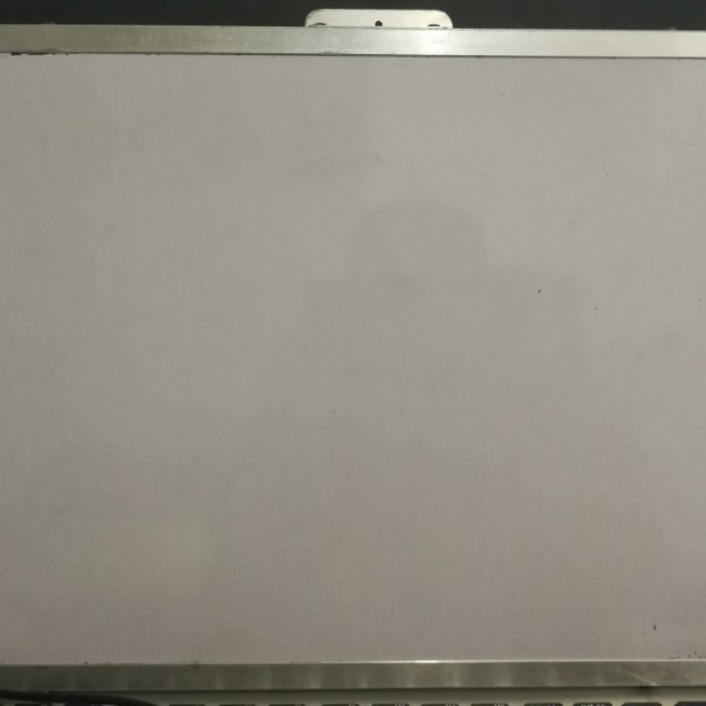 9x12 Magnetic White Board