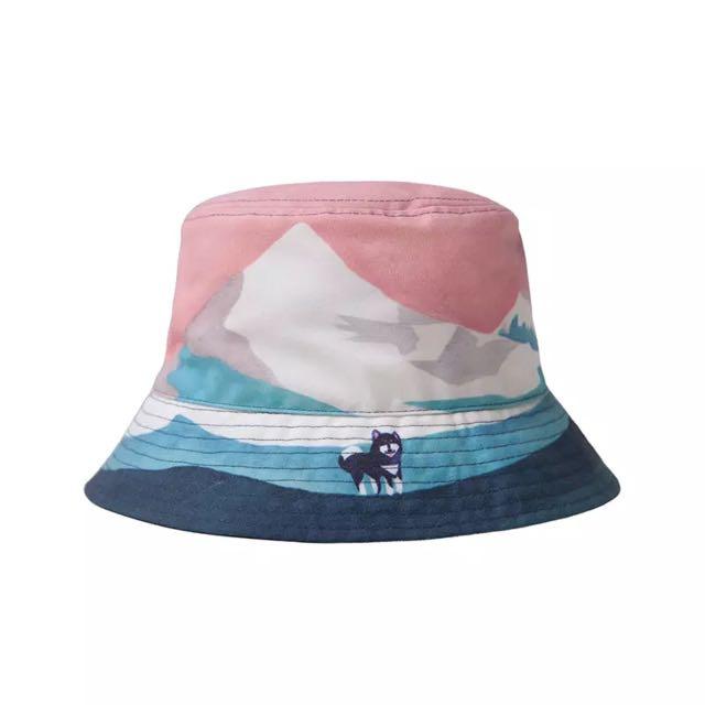 風景系列 漁夫帽