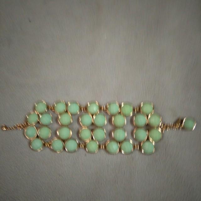 美國時尚品牌 Kate spade  手鍊