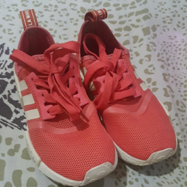 Adidas NMD  Nike Sperry