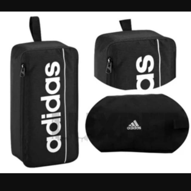 0859128a79ae Adidas Shoe Bag - Linear ESS Bag Z26814