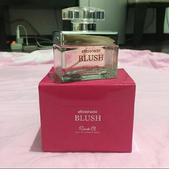Aficionado BLUSH by Sarah G.