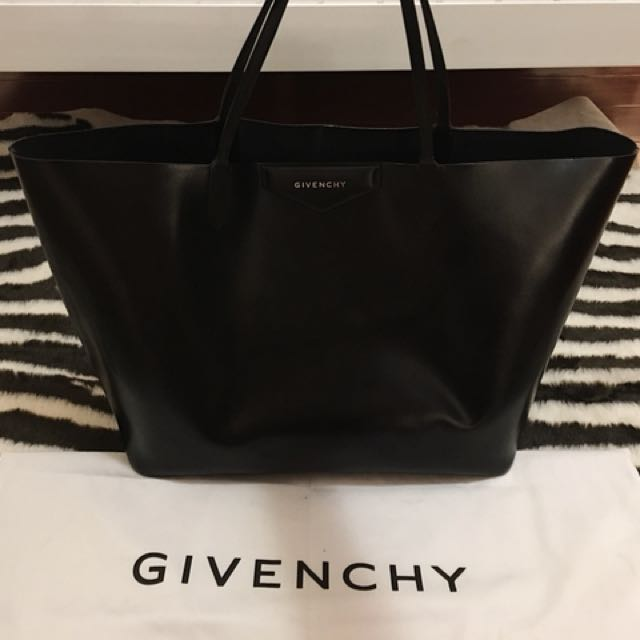 Authentic Givenchy Antigona Large Shopping Tote
