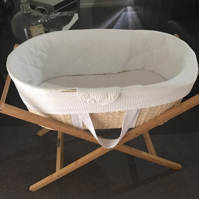 Baby Bassinet - born with style brand