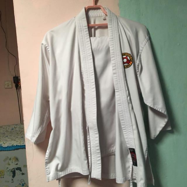 Baju karate size 7