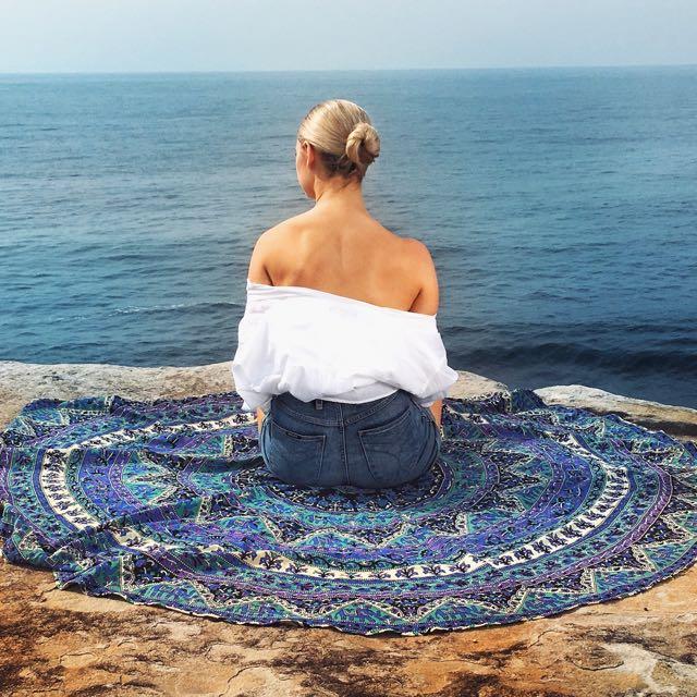 Boho Mandala Sheet