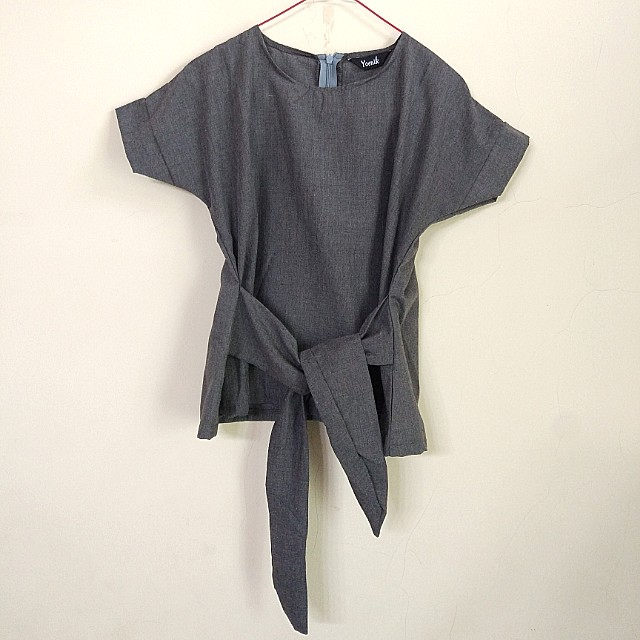 Bow apparel